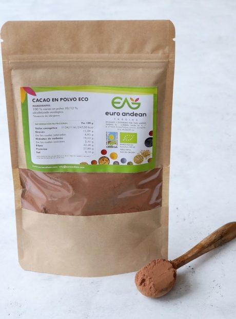 Cacao en polvo ECO
